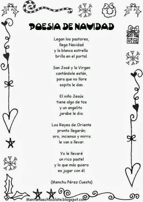 poesia de navidad cortas im 225 genes navide 241 as con poemas villancicos y pesebres bonitos