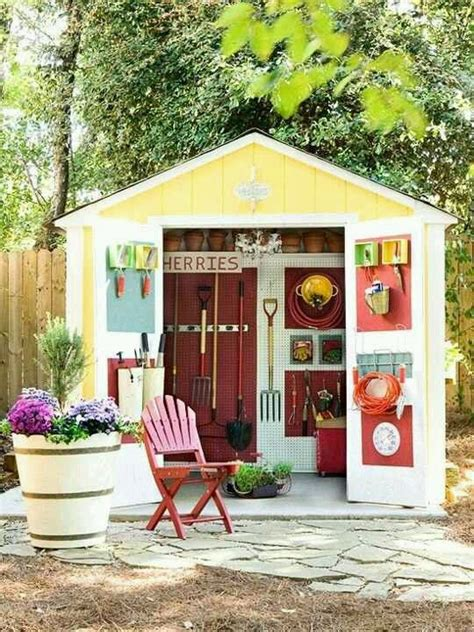 Decorated Garden Sheds by Garden Shed Ok So This Is Our Shed Chuck Gets