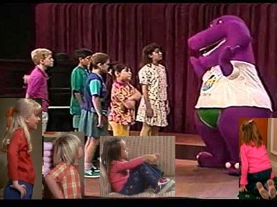 barney and the backyard gang rock with barney image kids world s adventures of rock with barney
