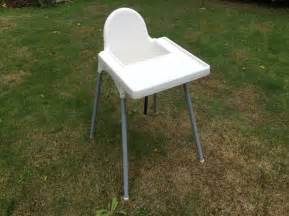 Mamas And Papas High Chair Ikea High Chair Antilop White In Bromley London Gumtree