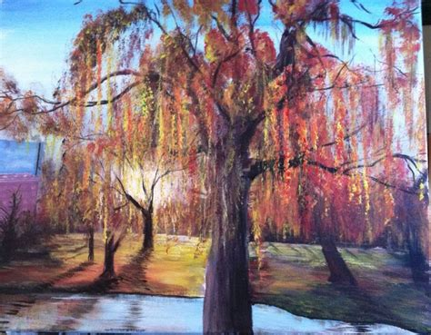 paint nite the tree willow run by ward paint nite cape cod master