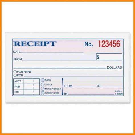 self businesscheck receipt template rent receipt template word template business