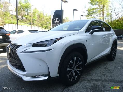 white lexus red interior 2017 ultra white lexus nx 200t f sport awd 120125724