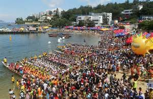 dragon boat festival year paddlers feel the heat as hong kong celebrates dragon boat