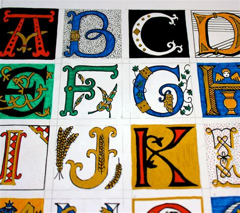 illuminated alphabet templates search results for illuminated letters alphabet template