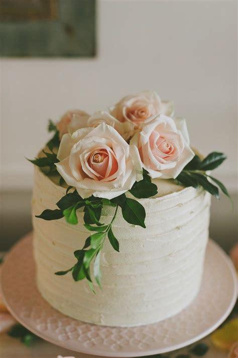 Wedding Cake One Tier by Simple Wedding Cakes 1 Tier Www Pixshark Images