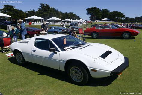 maserati merak concept 1977 maserati merak conceptcarz com
