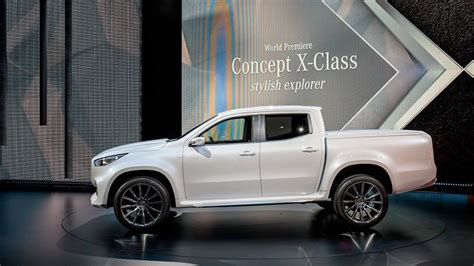 2019 Mercedes Truck Price by 2019 Mercedes X Class Truck Price Usa Concept