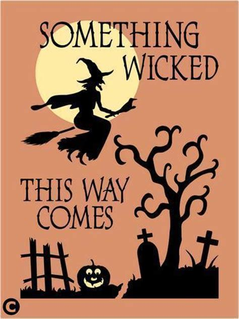 1000 images about primitive stencils on pinterest free primitive stencil something wicked this way comes witch
