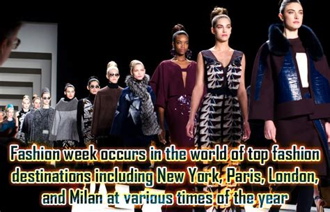 Facts About Fashion Week You Did Not by History Of The Fashion Show Runway And Catwalk Did You