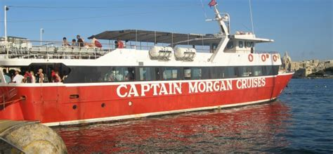 sliema boat trips captain morgan cruises and tours malta info guide