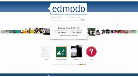 edmodo reset password edmodo basics reset my password or find out my login name