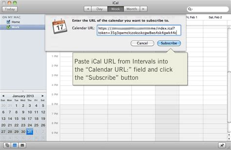 I Calendar How To Add Your Intervals Icalendar Subscription To Your