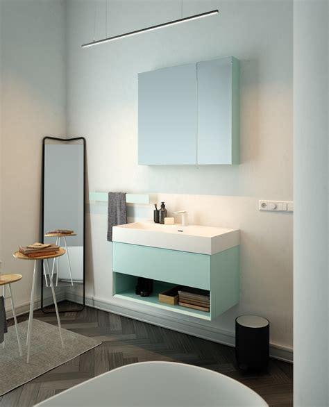 Bathroom Furniture Set Strato Bathroom Furniture Set 30 By Inbani Architonic