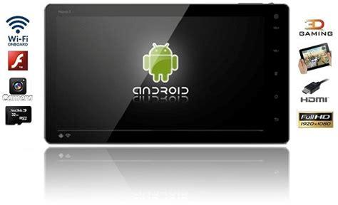 Tablet Android Paling Murah Di Malaysia daftar tablet android 4 0 ics harga murah di bawah 2 5 juta rupiah gootekno