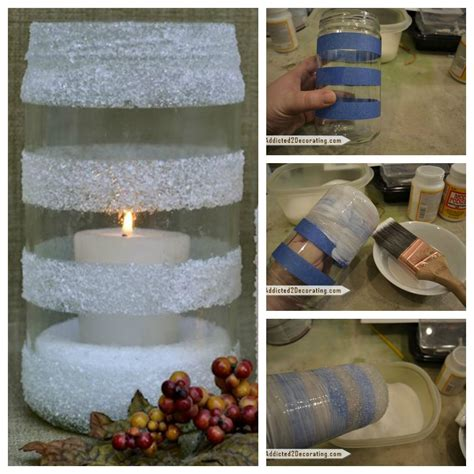 Diy Winter by Diy Winter Snow Candles Pictures Photos And Images For