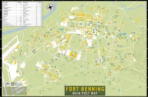 fort benning the united states army maplets
