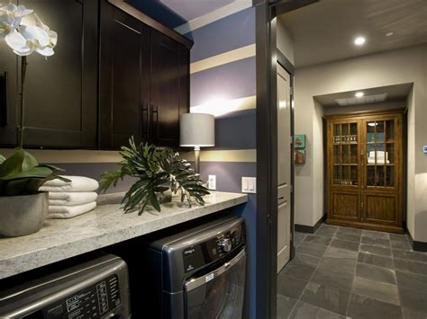 Industrial Style Kitchen Faucet by Hgtv Dream Home 2014 Laundry Room Pictures And Video