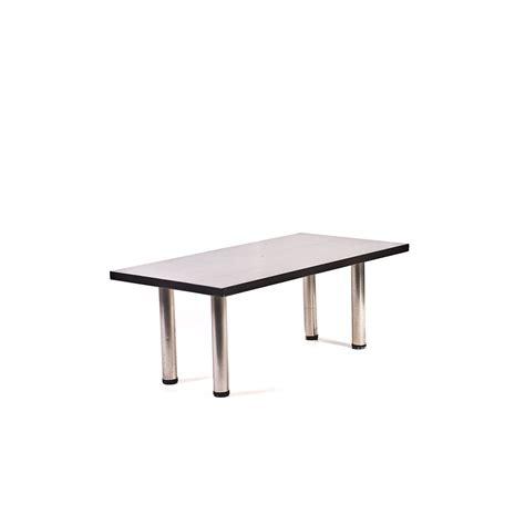 standard coffee table black unik furniture hire durban