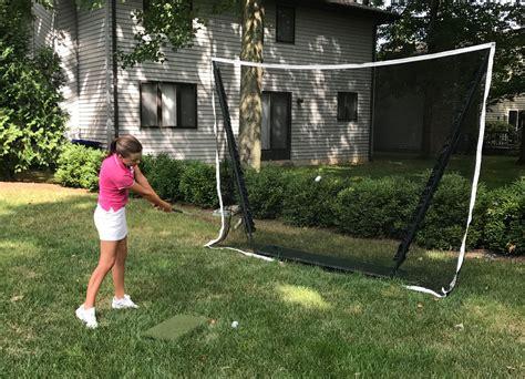 golf hitting nets backyard 28 images home indoor golf