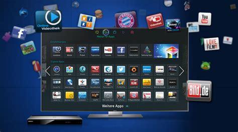 samsung tv apps hier bekommt ihr was auf s auge