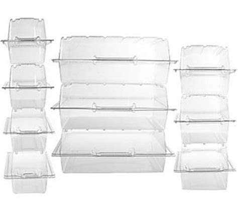 magic drawers 15 interlocking storage system qvc