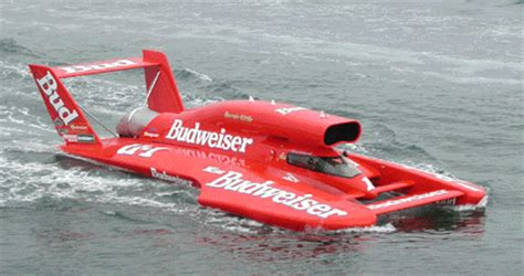 boat driving mask russ wicks pilotes miss budweiser unlimited hydroplane