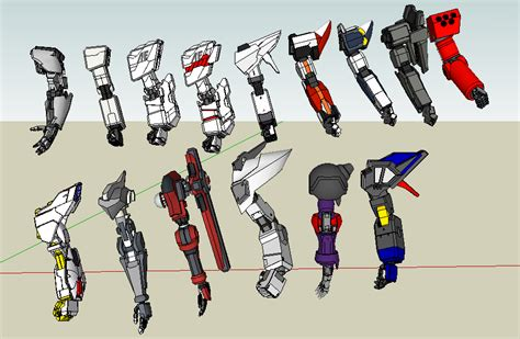 automail arms by deviantoptimus on deviantart