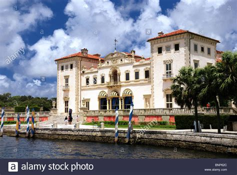 Vizcaya Museum And Gardens by Vizcaya Museum And Gardens Is The Landmark Villa And