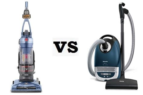 Which Vacuum Cleaner Should You Choose An Upright Or Canister Vacuum Cleaner