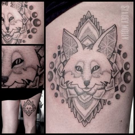 silver fox tattoo stacey molly liquid silver