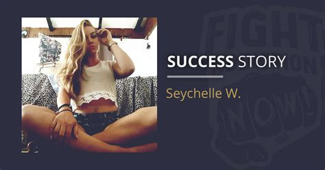 Methadone Detox Success Stories by Seychelle W Addiction Recovery Success Story Fight