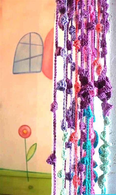 crochet door curtain pattern pinterest the world s catalog of ideas