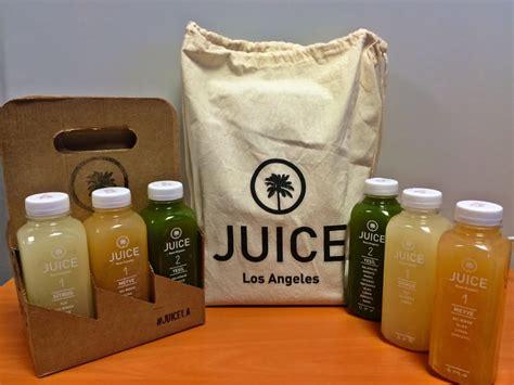 Paket Detox Juice by Juice L A Ile Detoks Trendus
