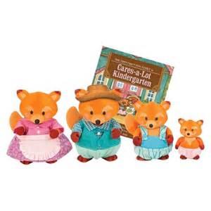 li l woodzeez fox family target