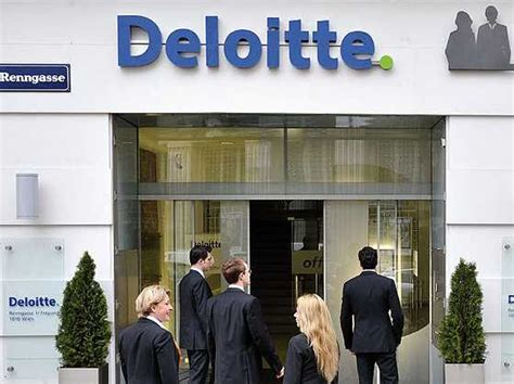 Deloitte Nyc Office by Deloitte Agrees One Year Ban And Settlement Business Insider