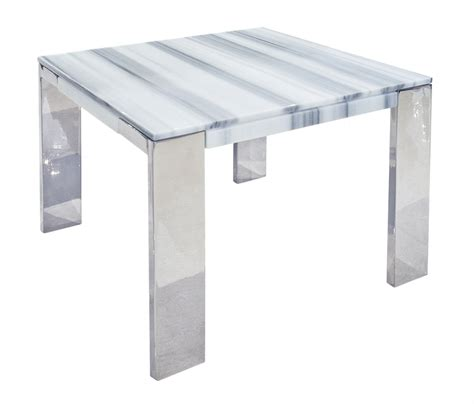 modern white end table laterza ii modern end table white lines