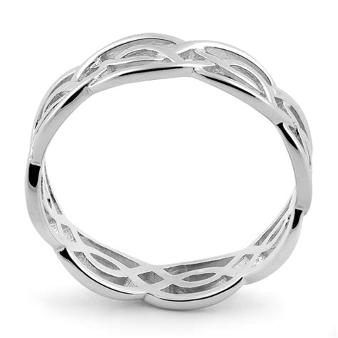 infinity rings sterling silver sterling silver infinity celtic ring for sale sterling
