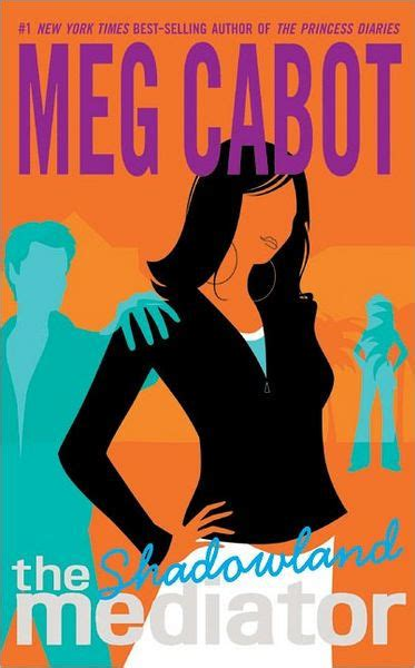 shadowland mediator series 1 by meg cabot nook book ebook barnes noble 174