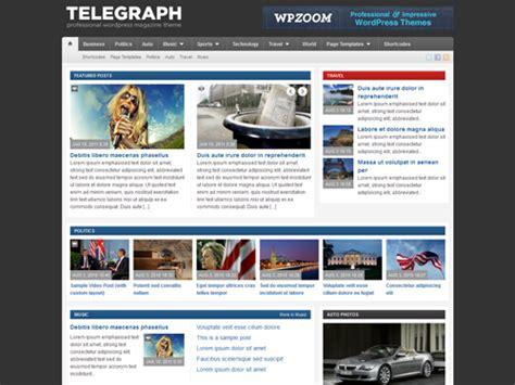 newspaper theme customization best newspaper themes for wordpress smashing magazine
