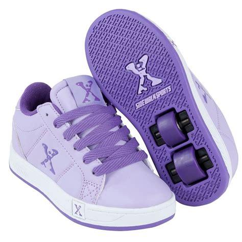 sidewalk sport shoes wheel children trainers