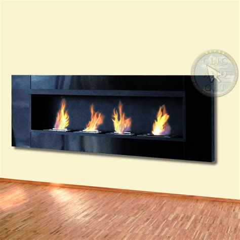 Table Fireplaces by Bio Ethanol Wall Fireplace Gel Table Ebay