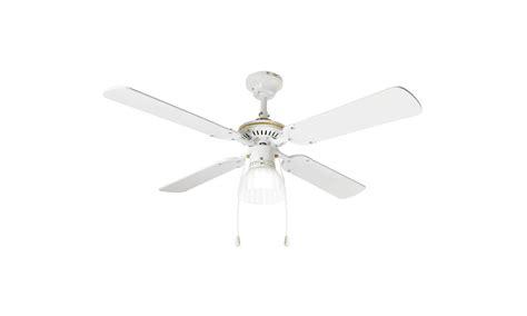 perenz ventilatori da soffitto perenz ventilatore da soffitto con kit luce in metallo