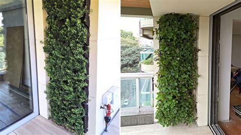 Jardin Vertical Balcon by Jard 237 N Vertical En Balc 243 N Artevegetalartevegetal