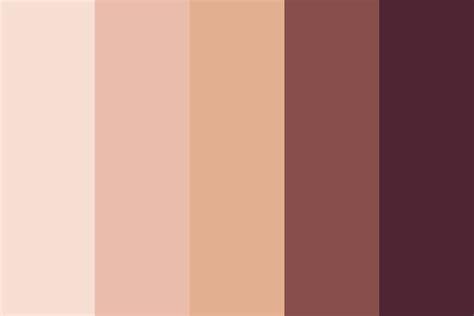 warm colors palette warm antique color palette