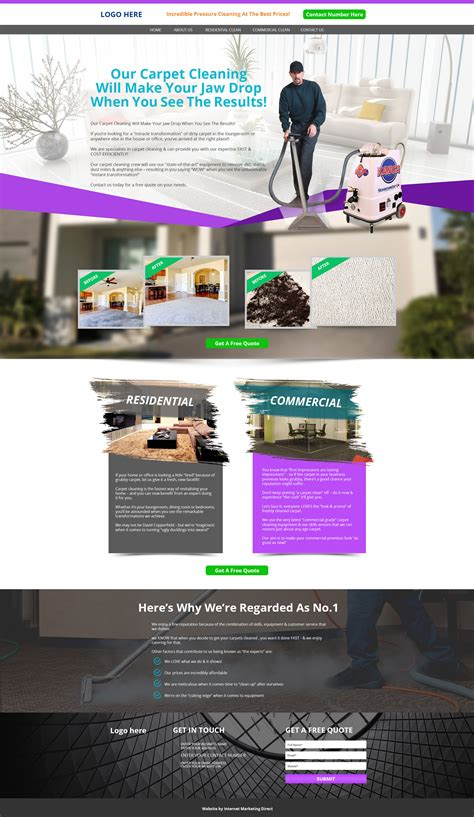Website Templates 1 Steamaster Academy Free Website Templates For Academy