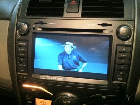 toyota dvd player format 12v customer corner tong with his 10th generation toyota