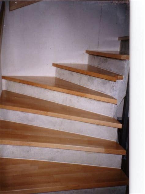 Holzstufen Auf Betontreppe by Tischler Montageservice Referenzen