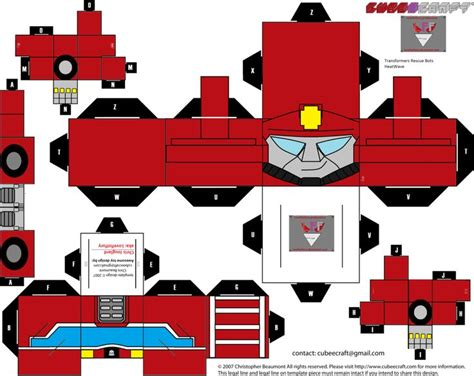 Rescue Bots Templates And Image Search On Pinterest Rescue Website Template