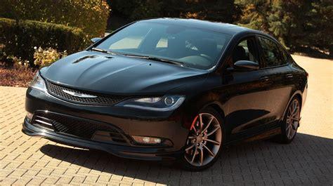 2013 Chrysler 200s by 2015 Chrysler 200s Mopar Review Top Speed